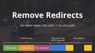 Remove redirects