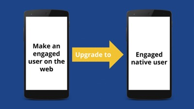 Make an engaged user on the web