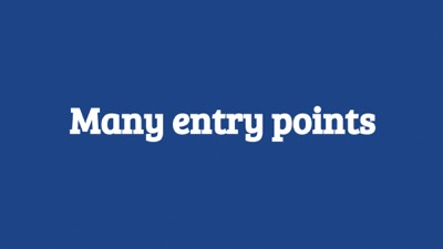 Many Entry Points