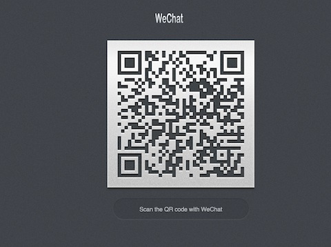 "WeChat ""web interface"""